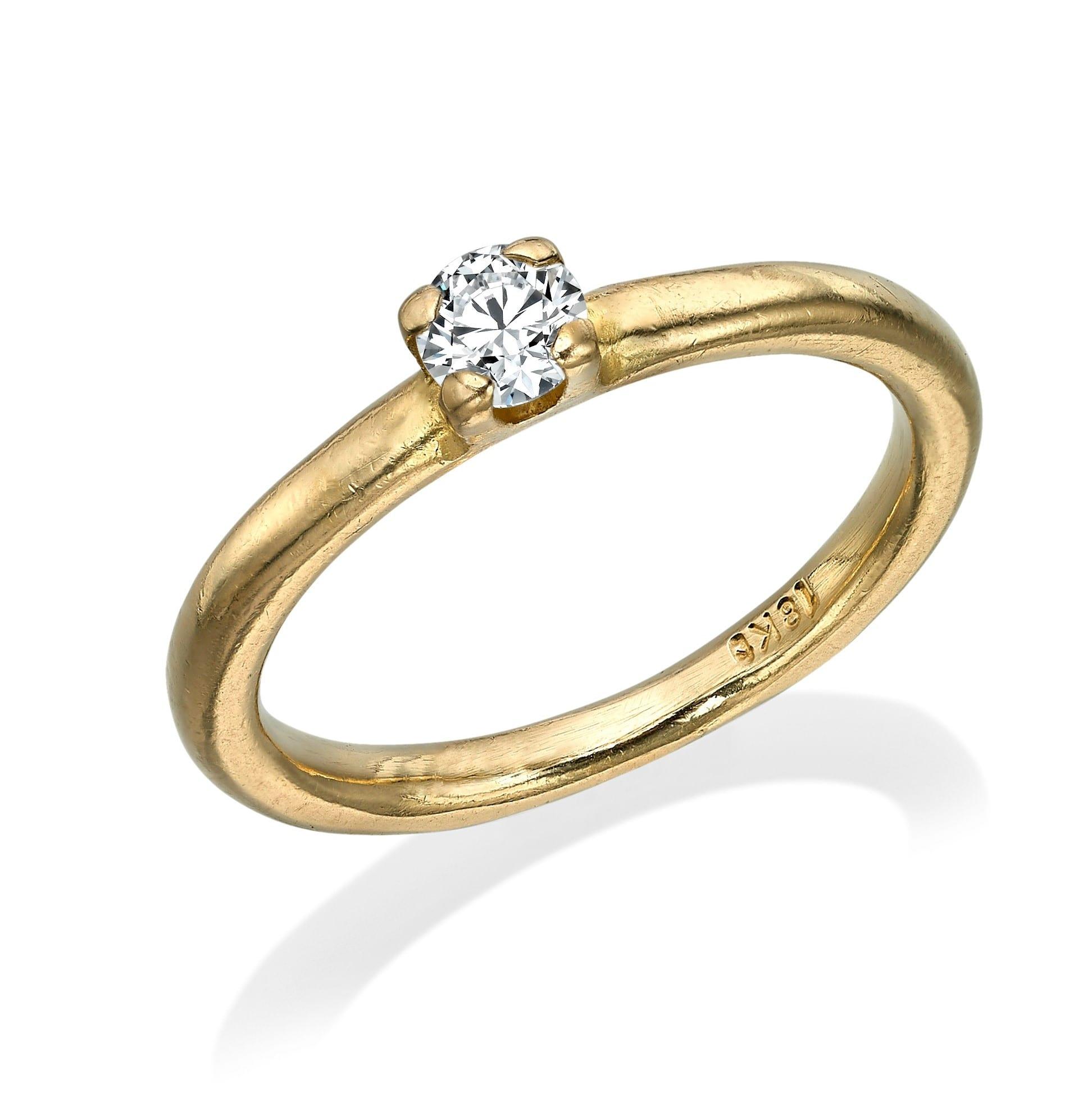 טבעת אירוסין דגם Kelsey ב-30% הנחה!!!