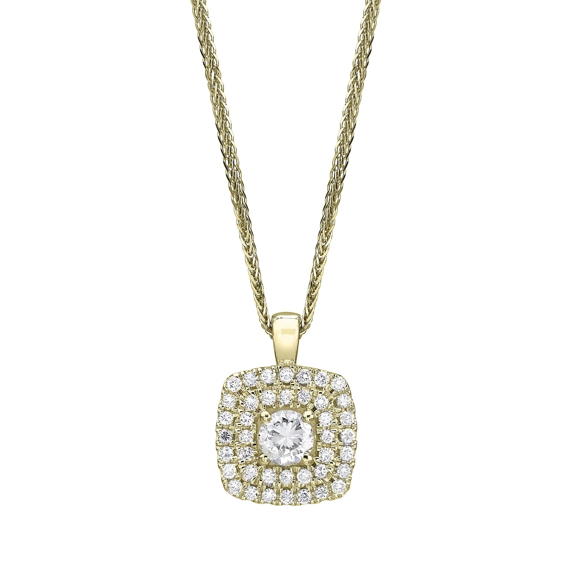 תליון יהלומים דגם Betty