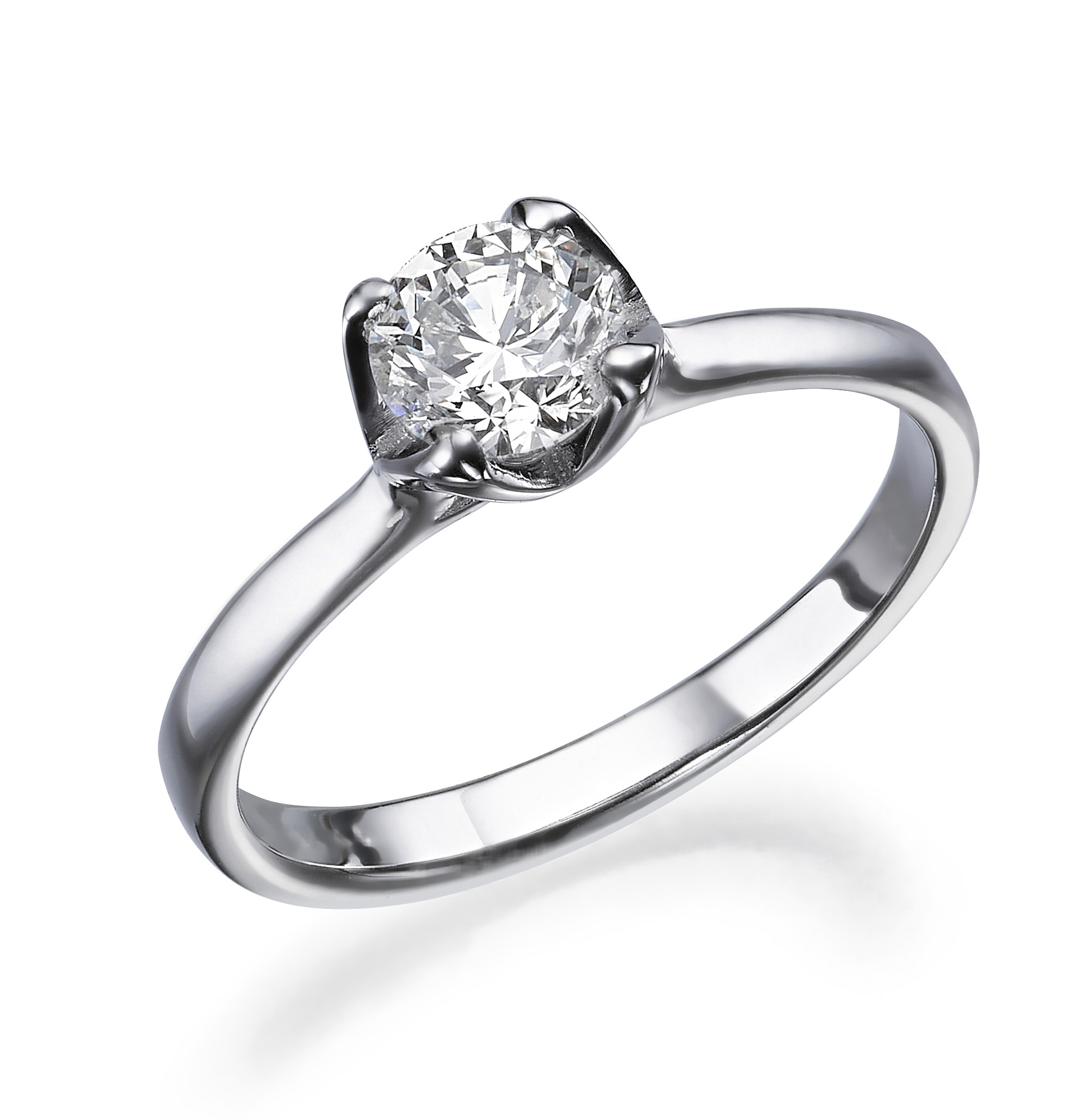 טבעת יהלום 0.63 קראט ב-25% הנחה!!!