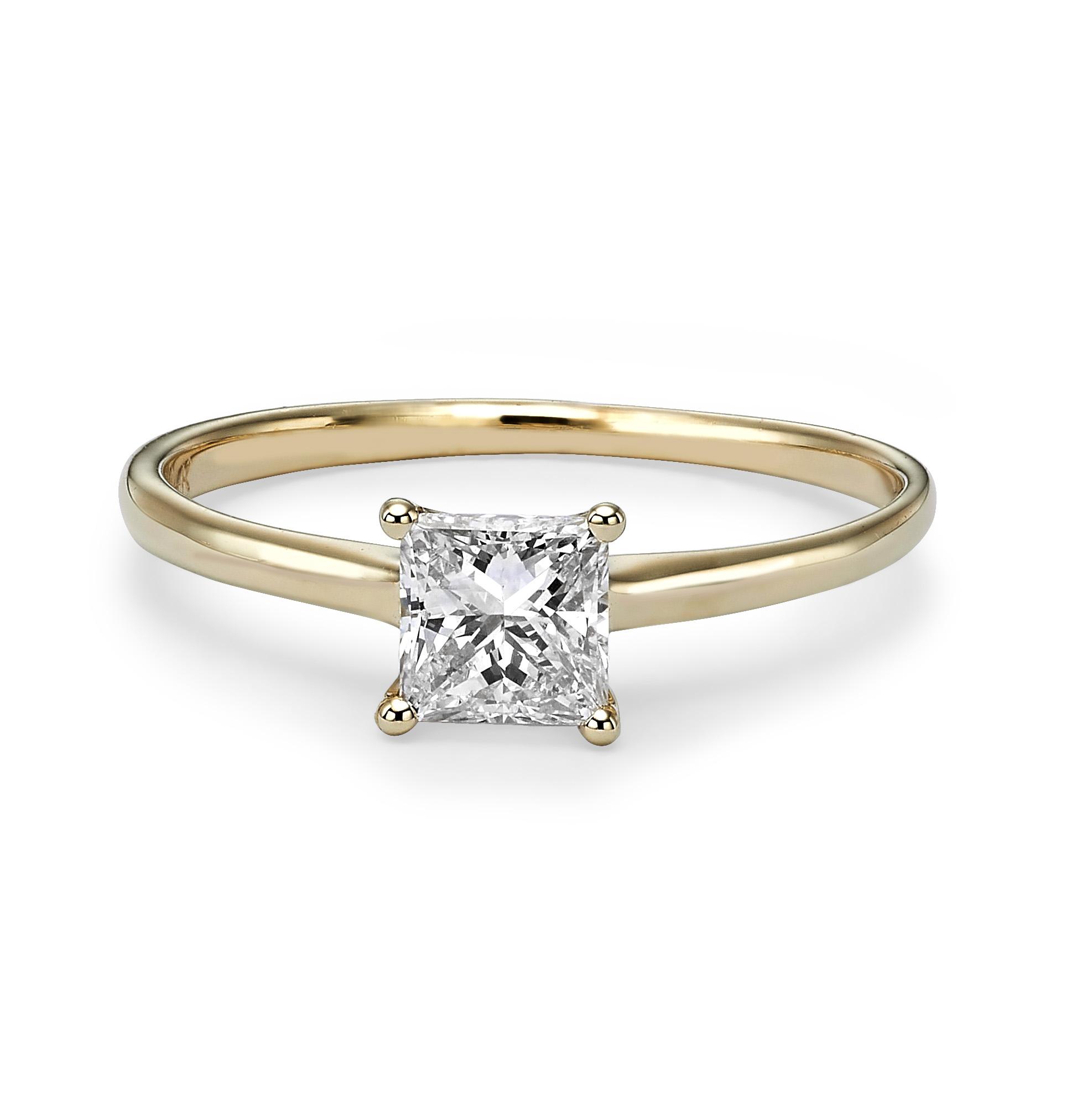 טבעת אירוסין דגם Kaia